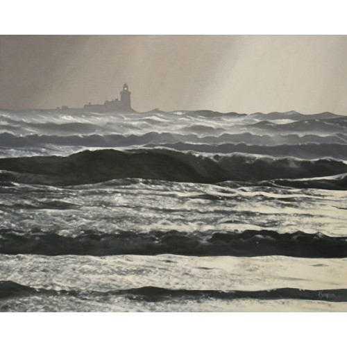 Coquet Island and Silver Waves