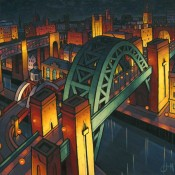 Pictures of Tyne Bridge, Newcastle (69)
