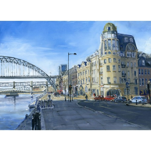 Baltic Chambers - Newcastle Quayside
